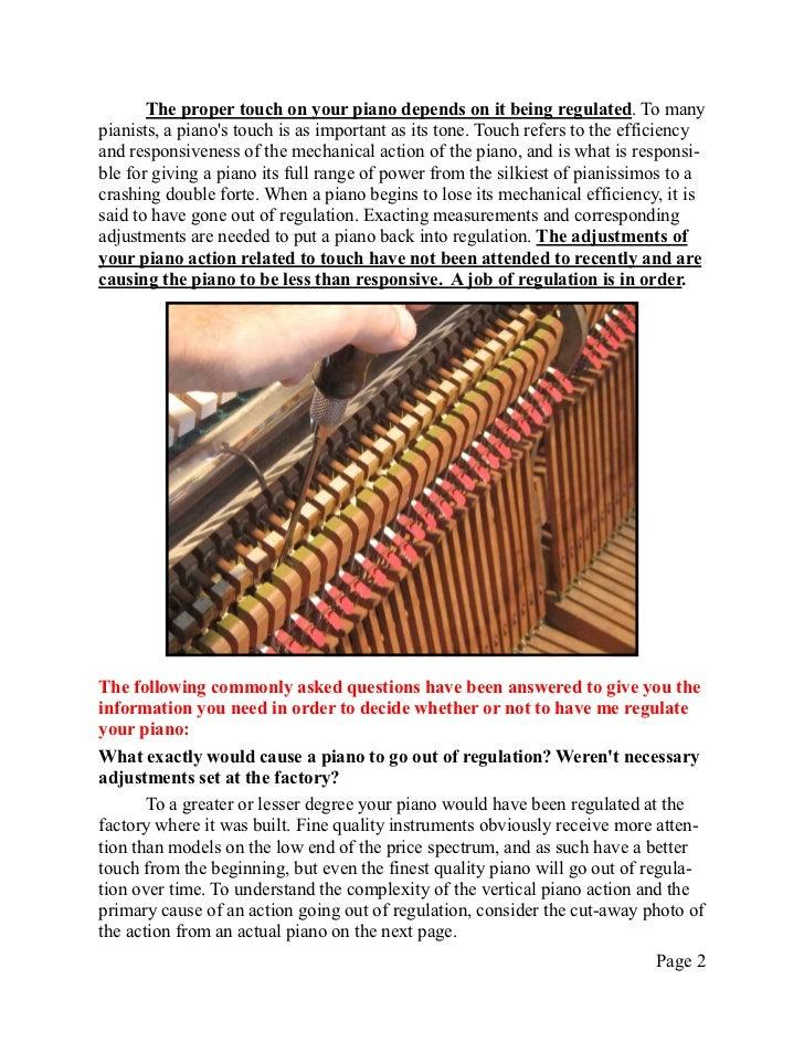 Technical Info 5   upright regulation Slide 2
