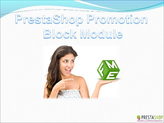 PrestaShop Promo Block Module allows you to add limitless blocks on your website. You can add these blocks on any place le...