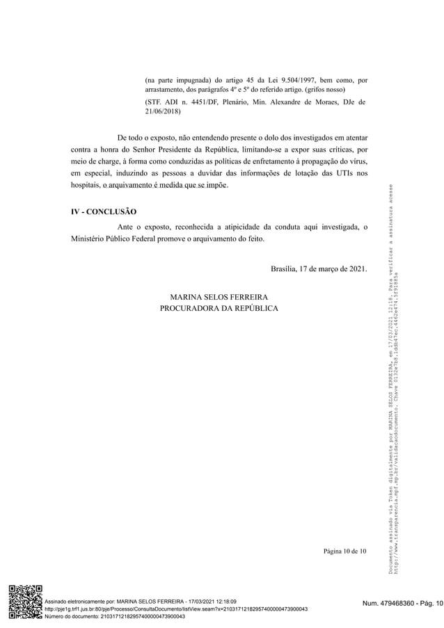 (na parte impugnada) do artigo 45 da Lei 9.504/1997, bem como, por arrastamento, dos parágrafos 4º e 5º do referido artigo...