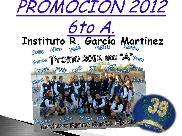 Instituto R. García Martinez