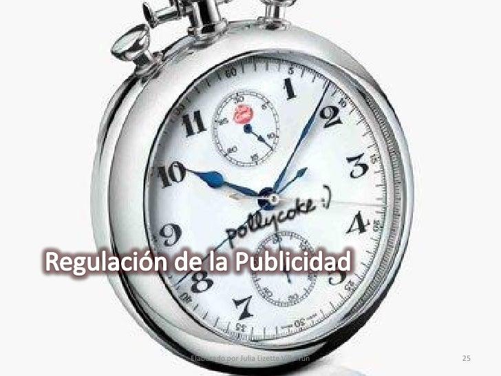 Con base en la condición legal de cada país existen diferentes tipos de regulaciones publicitarias. Entre ellos se encuent...