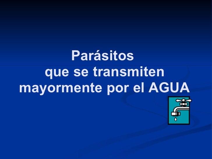 Malysheva sobre los parásitos en el organismo de la persona como librarse