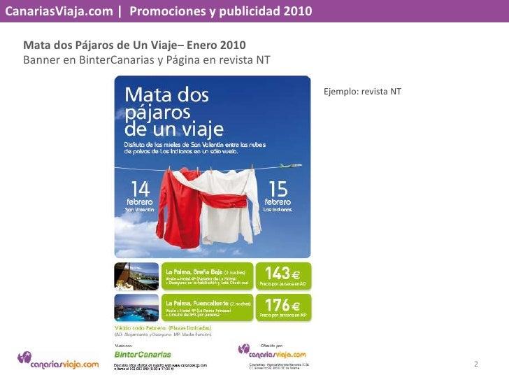 Promociones publicidad 2010 Slide 2