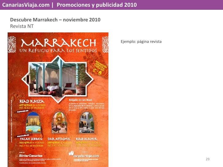 CanariasViaja.com    Promociones y publicidad 2010<br />Halloween–  octubre 2010<br />Banner en BinterCanarias,  banners y...