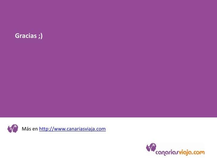 CanariasViaja.com    Promociones y publicidad 2010<br />Regala (el calcetín de los deseos) – diciembre 2010<br />Banner Bi...