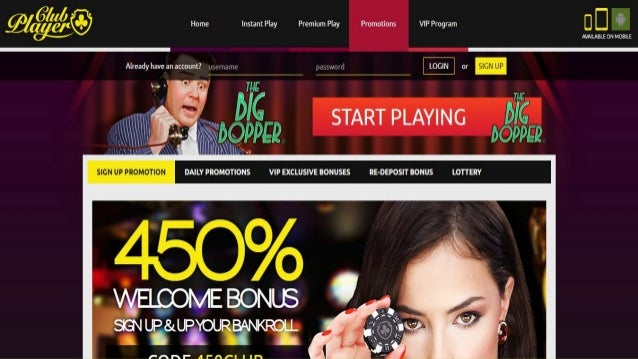 online casinos coupons