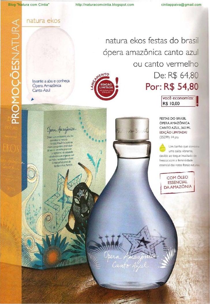 """Blog """"Natura com Cíntia""""   http://naturacomcintia.blogspot.com   cintiappaiva@gmail.com"""