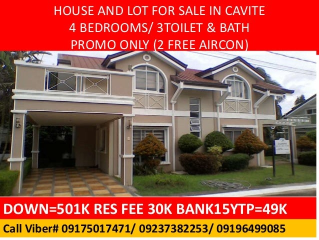 Governor 39 s hills subd house and lot rush rush for sale 4 for 3 4 beds for sale