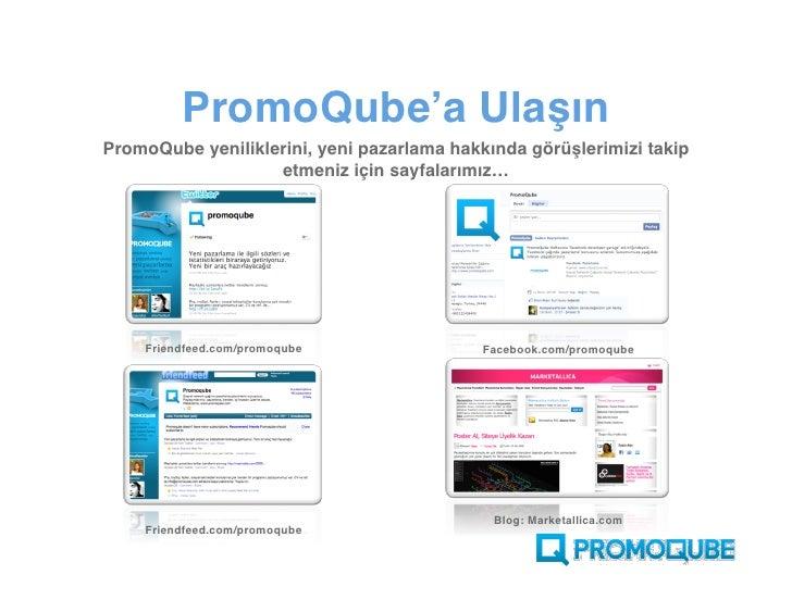 PromoQube Sosyal Medya Workshop