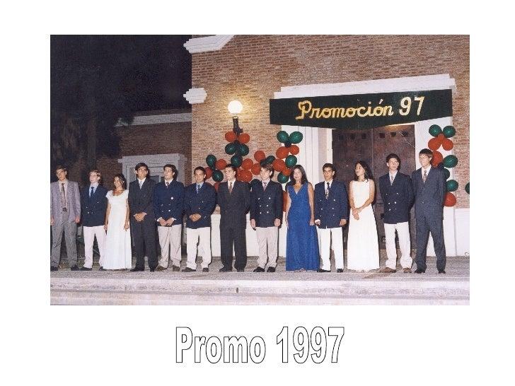 Promo 1997