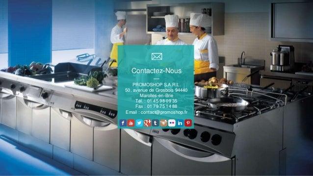 Promoshop mat riel de cuisine - Annulation commande cuisine ...