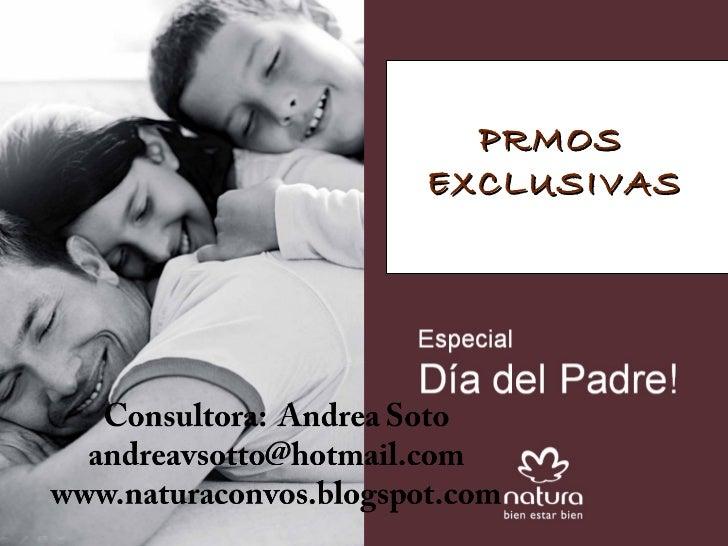 PRMOS  EXCLUSIVAS