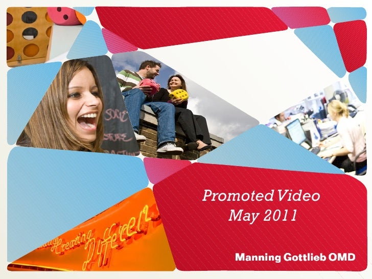 Promoted Video   May 2011
