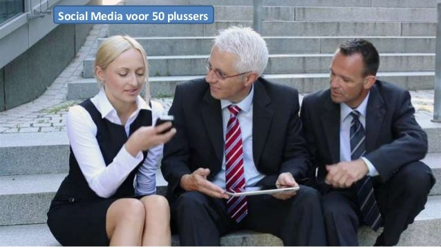 Social Media voor 50 plussers