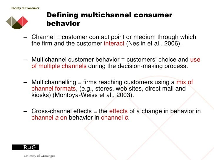 crafting a unified cross channel customer Unifying the retail experience to provide customers with a more consistent cross-channel shopping experience unified customer experience management should be a top priority for retailers who want to remain competitive in the age of the connected customer.