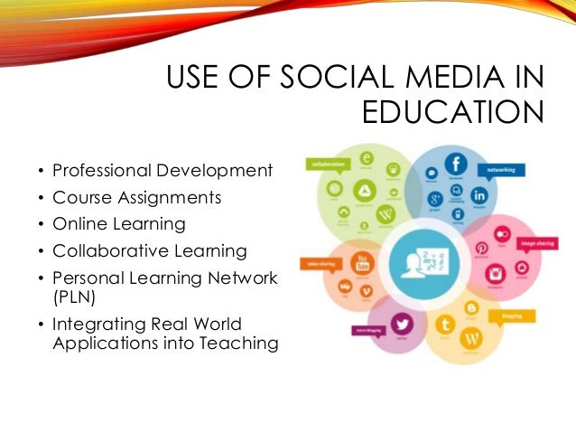 Promoting the Use of Social Media in Education