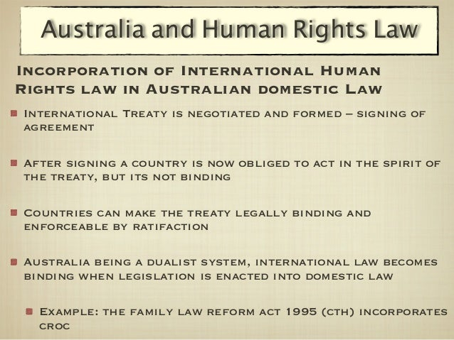 examples of human rights violations in australia