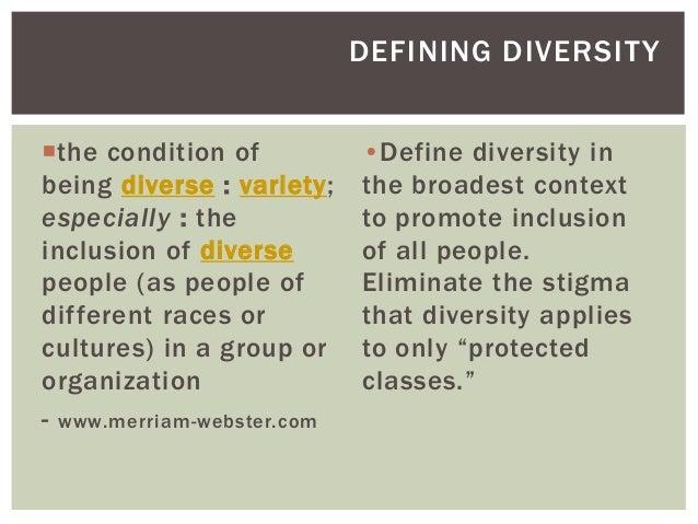 define workplace diversity