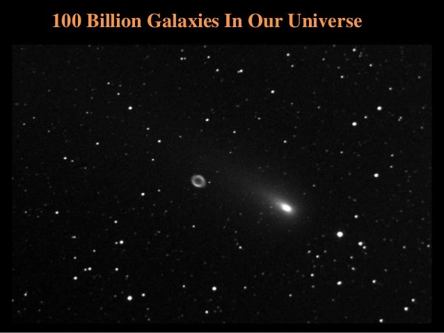 100 Billion Galaxies In Our Universe