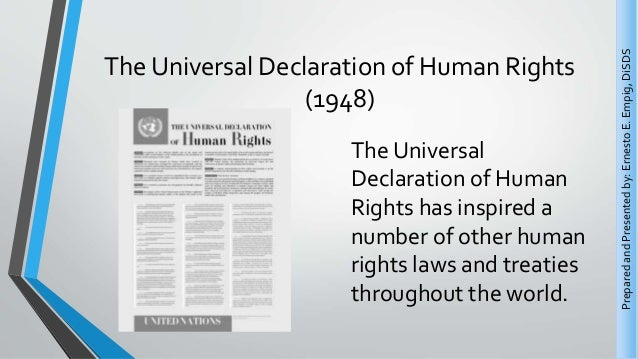 Promoting human rights and responsibilities