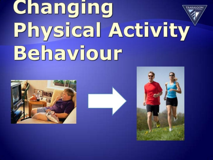 MediatorsMechanisms through whichan intervention (strategy) isbelieved to influencephysical activity behaviour        Self...