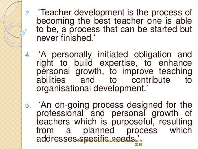 promote professional development Below is a list of professional development activities that can be undertaken individually or collaboratively as part of a promote a climate of shared.