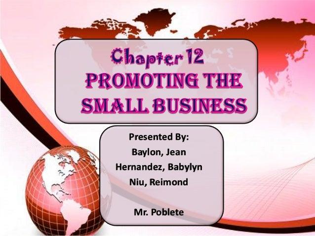 Presented By: Baylon, Jean Hernandez, Babylyn Niu, Reimond Mr. Poblete