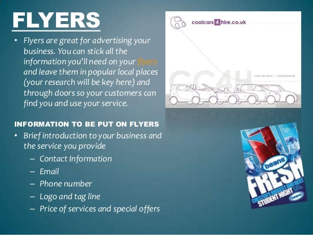 how to promote business with flyers mersn proforum co