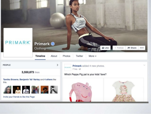 HOW TO REACH YOUR TARGET MARKET Facebook Ad's sponsored by