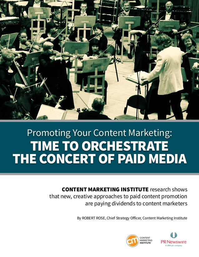 Content Marketing Institute research shows that new, creative approaches to paid content promotion are paying dividends to...