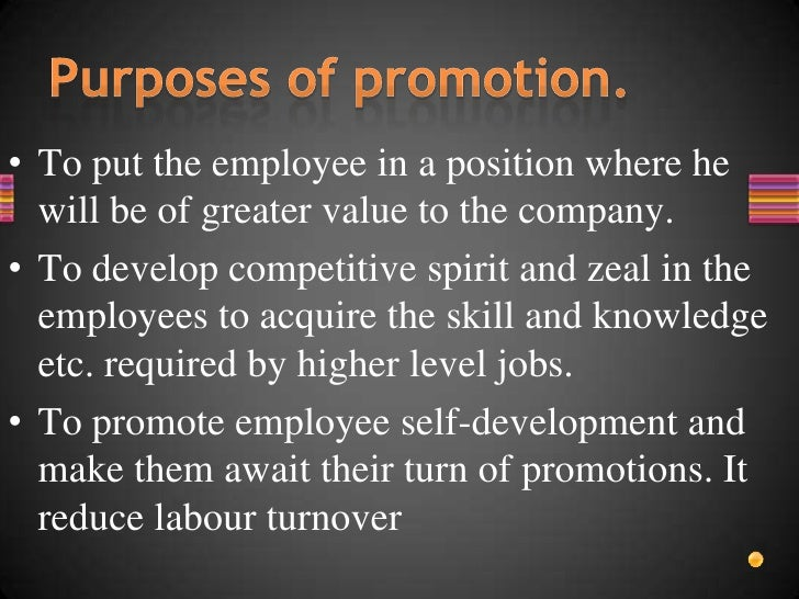 how to ask for a job promotion
