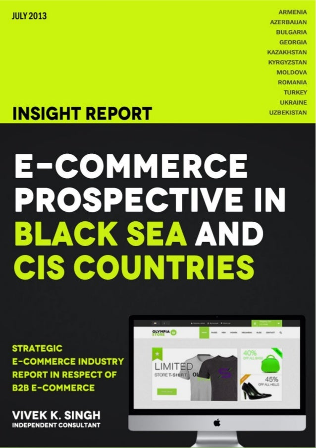 E-commerce Prospective in Black Sea and CIS Countries  