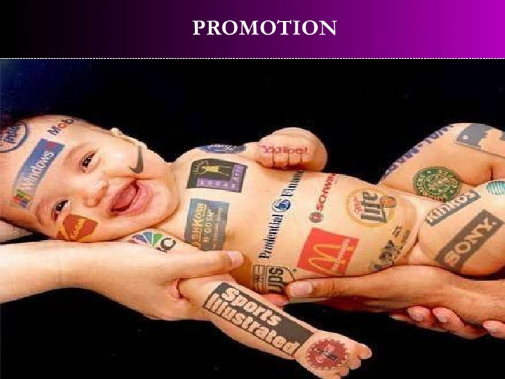 Promotion an important element of marketing mix