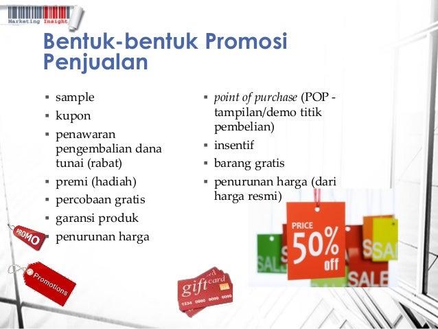 Promotion Marketing Communication