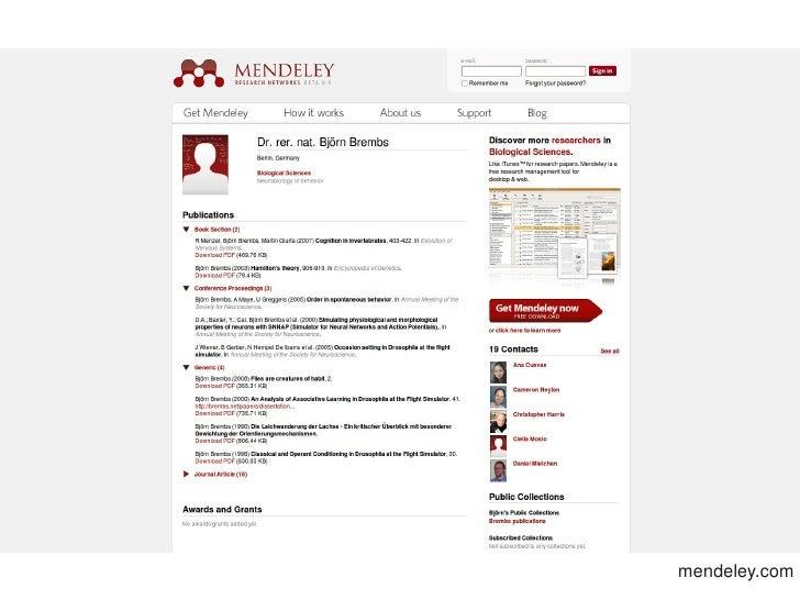 mendeley.com