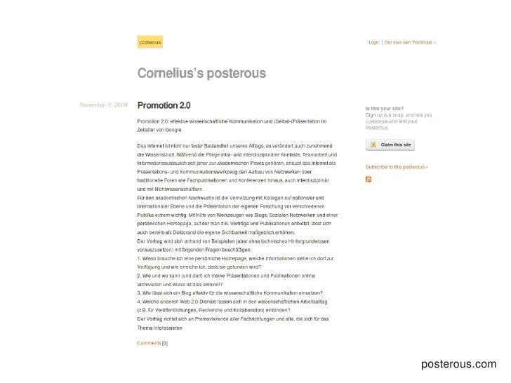 posterous.com