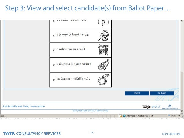 thesis about online voting system introduction 33 what remote online voting provides for student council   the security of  remote online voting – introduction 1  the election was technically private, the  voting system was not subject to voting standards that apply to.