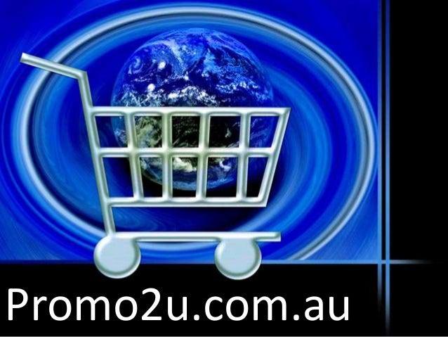 Promo2u.com.au