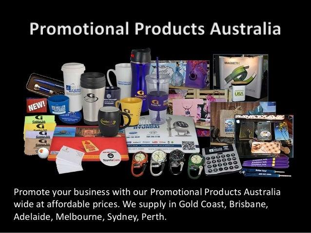 Promotional items Slide 3