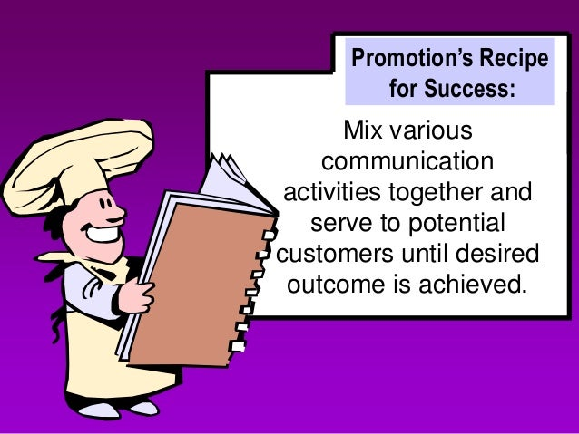 selection of promotional mix Recognise the elements of the promotional mix and understand  upon the selection of the  than tactical tool of the marketing communications mix.
