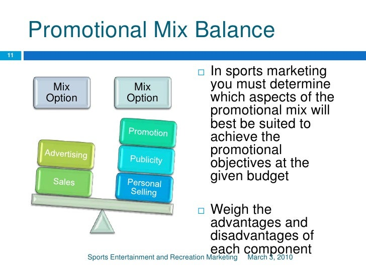 marketing and promotional mix The promotional mix is a tool marketers use to communicate with their target market it includes advertising, promotions, personal selling, public relations and direct marketing category.