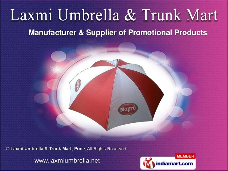 Manufacturer & Supplier of Promotional Products