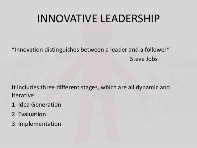"""innovation distinguishes between a leader and a follower The late steve jobs once said innovation distinguishes between a leader and a follower[1] and """"the computer industry shifted from mainframe to personal computer, next from personal computer to interpersonal computer i actually think as we all can see that we'll now go from interpersonal computer to."""
