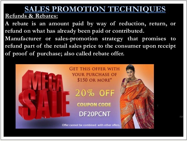 Promotion mix sales promotion and personal selling 22 fandeluxe Gallery