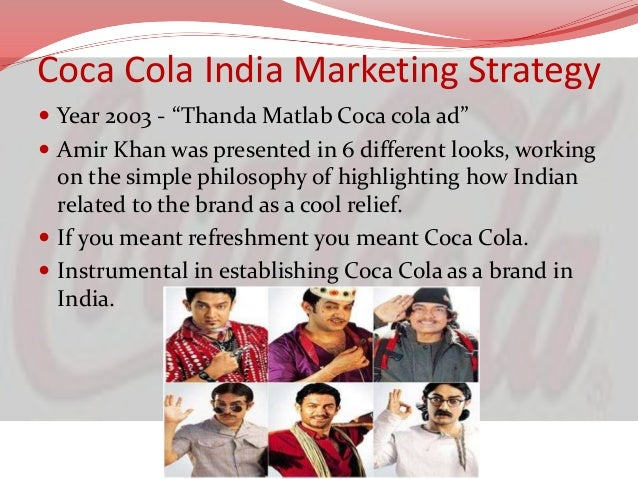 coca cola marketing philosophy Today coca-cola australia together with  an indirect wholly owned subsidiary of the coca-cola company, provides marketing and technical/quality services to.
