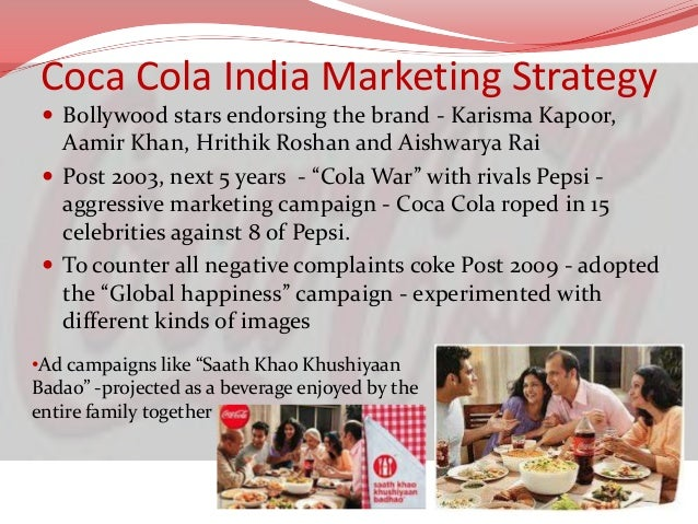 """Coca Cola India Marketing Strategy  """"Umeedon whale Dhoop, sunshine Wali Asha"""" ad  launched in the year 2012  Sells hope ..."""