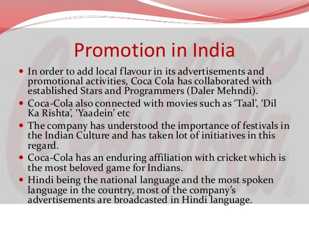 Promotion in India – Ad Campaign Title: 'Come home this Diwali' Campaign Brief: Build a high impact, high intensity wide s...