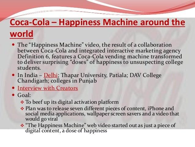 Coca-Cola tries to bring India, Pakistan together via its new vending machines ET Bureau Mar 21, 2013, 03.09AM IST  Coca-...