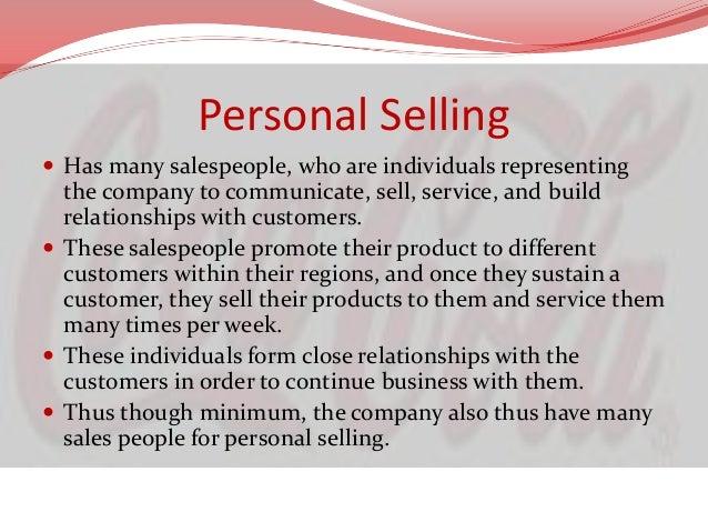 sales management process of coca cola