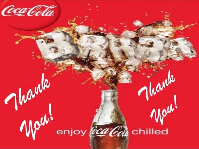 Promotion mix of coca cola